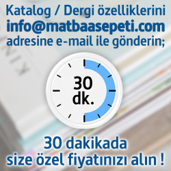 - Katalog Baskı Fiyatları