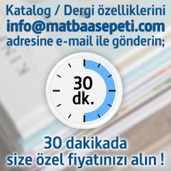 A4 KATALOG BASIMI - Thumbnail