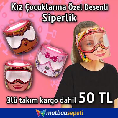 ÇOCUK SİPERLİK (KIZ)