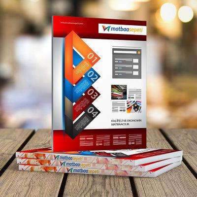Dergi Basımı - Dergi Baskı Fiyatları